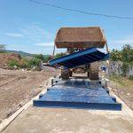 konstruksi timbangan truk